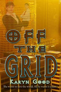 karyn good's book Off the Grid